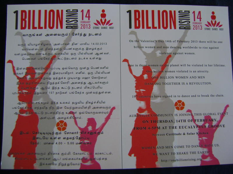 Photographer:Herman | One Billion Rising