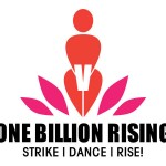 The logo of One Billion Rising event