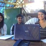 Vini, Prateek, Mallika
