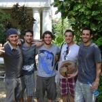Scratch Bandits Crew - Supa-Jay, Remy,  Geoffresh, Thibaud  and Syr