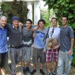 Flavian, Supa-Jay, Remy,  Geoffresh, Thibaud  and Syr