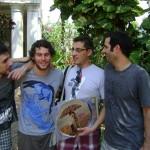 Remy,  Geoffresh, Thibaud  and Syr