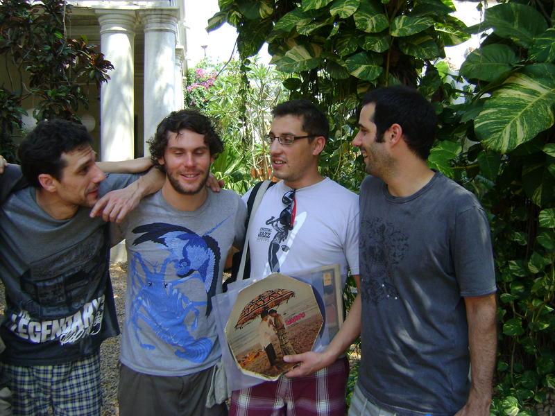 Photographer:Nola | Remy,  Geoffresh, Thibaud  and Syr