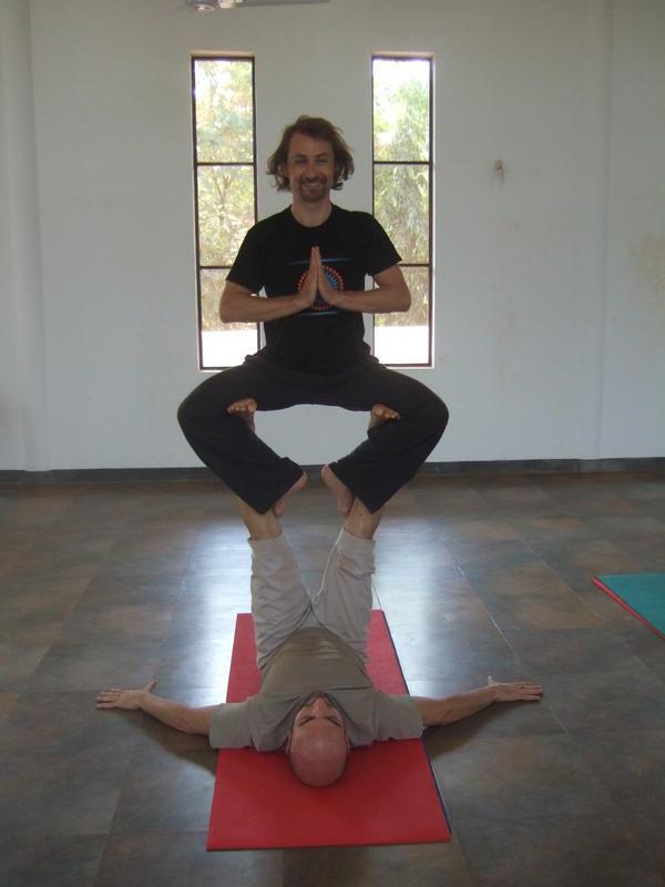 Photographer:Damien | happy yoga