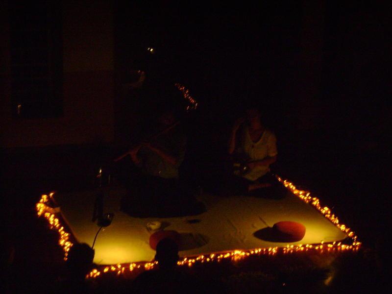 Photographer:Farah | Pitanga Flute Meditation