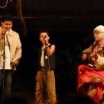 Rando and Jam with Krishna