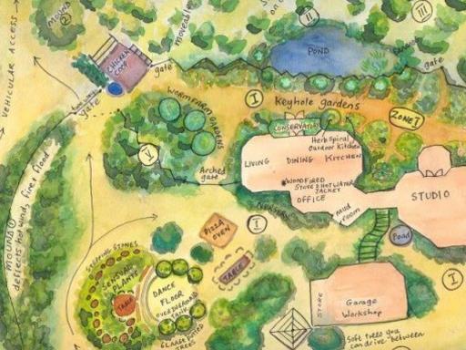 Photographer:web | Ecovilllage Design Education - Global Ecovillage Netwok