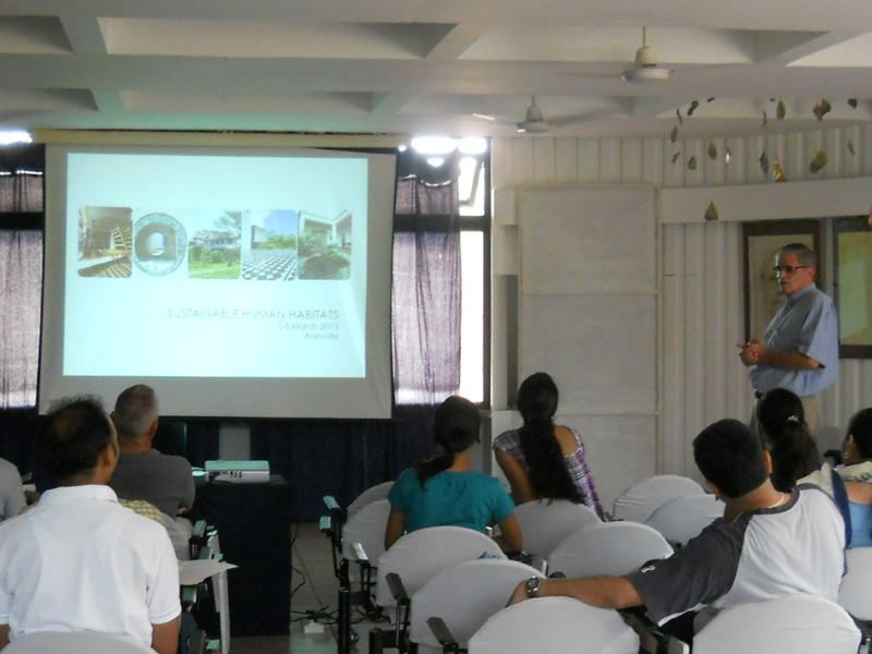 Photographer:Barbara   Sustainable Habitats-Introduction