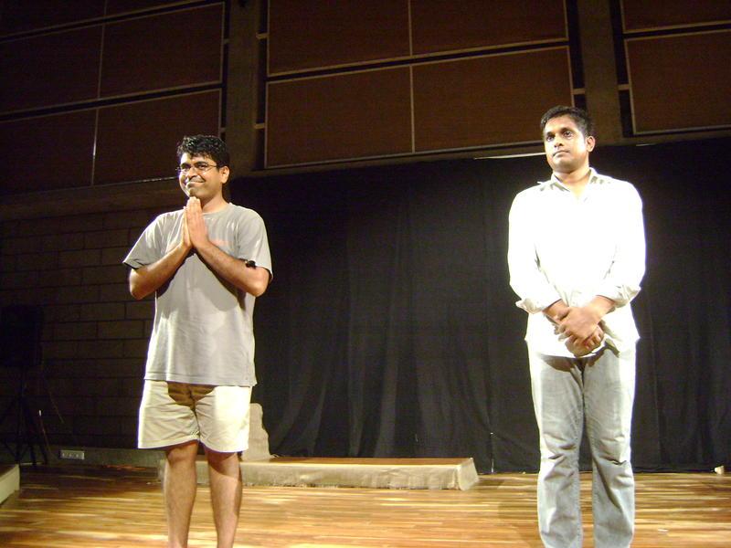 Photographer:Zarin | Chanakya Vyas, Vivek Vijayakumaran