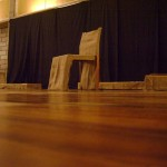 Stage Set Up at CRIPA at Kalabhumi for Prelude