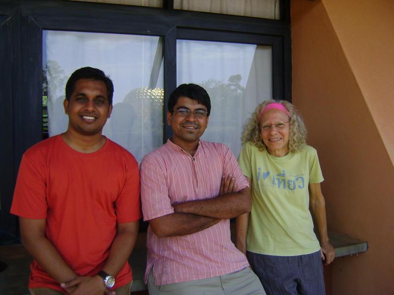 Photographer:Nour | Vivek Vijayakumaran, Chanakya Vyas and Jill