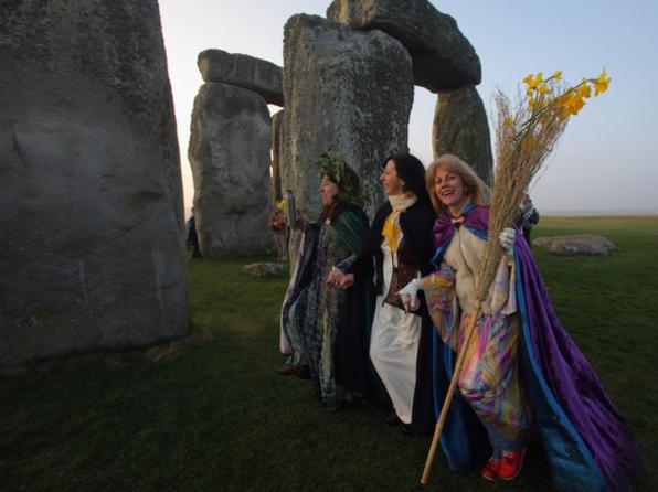Photographer:web | Celebrating Spring Equinox