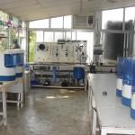 Laboratoire de fabrication des fontaines