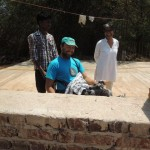 Alex has to cope with many difficulties in Auroville.