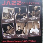 The New South Africa Jazz Collective at Bharat Nivas on Sunday