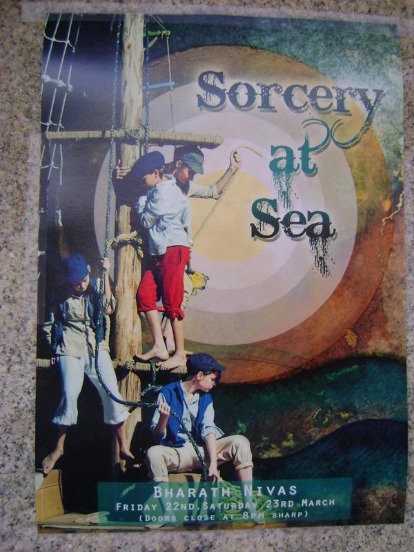 Photographer:Barbara | Sorcert at Sea on Friday, and Saturday at Bharat Nivas