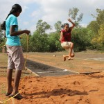 <b>First Auroville Athletics Meet</b>