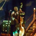 Herbie Tsoeali on bass