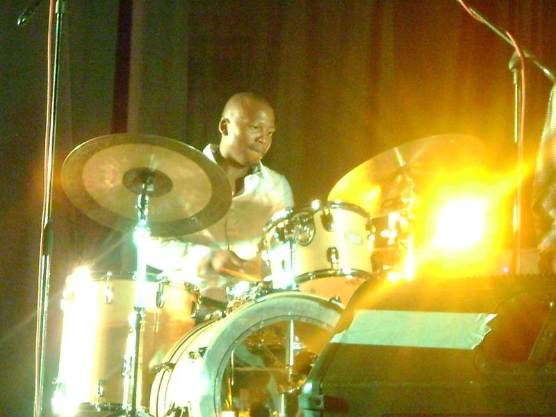 Photographer:Nour | Ayanda Sikade on drums