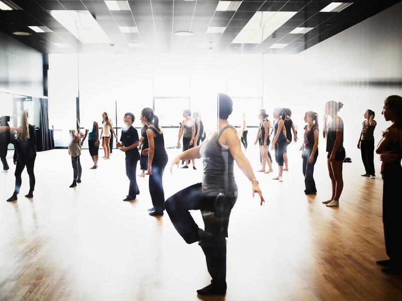 Photographer:web | Dance space