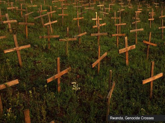 Photographer:web | Rwanda - Genocide in 1994