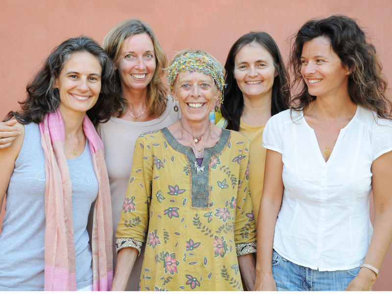 Photographer:Courtesy to Lilaloka | The project holder : Yvelise, Aikya, Anne, Veronique and Sandrine.