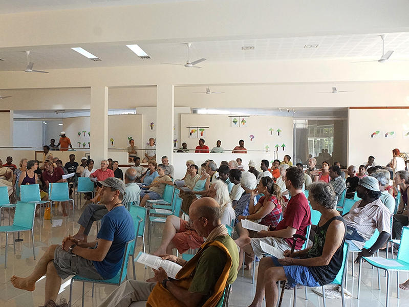 Photographer:Girogio | General Meeting on AWMS at Unity Pavilion
