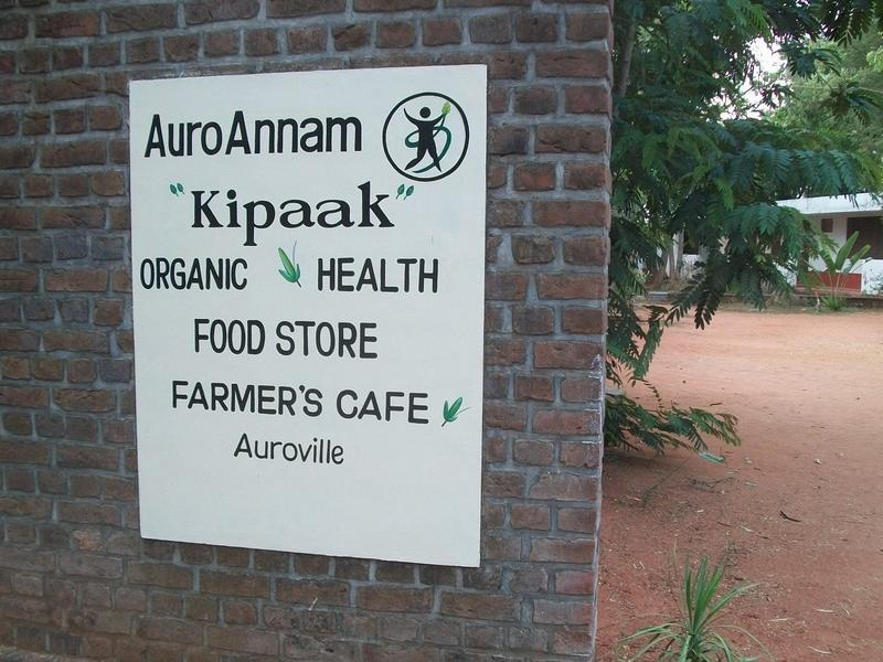 Photographer:Kristen | Sign for Kipaak Farmer's Cafe and store