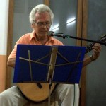 Jivatman singing his own lyrics