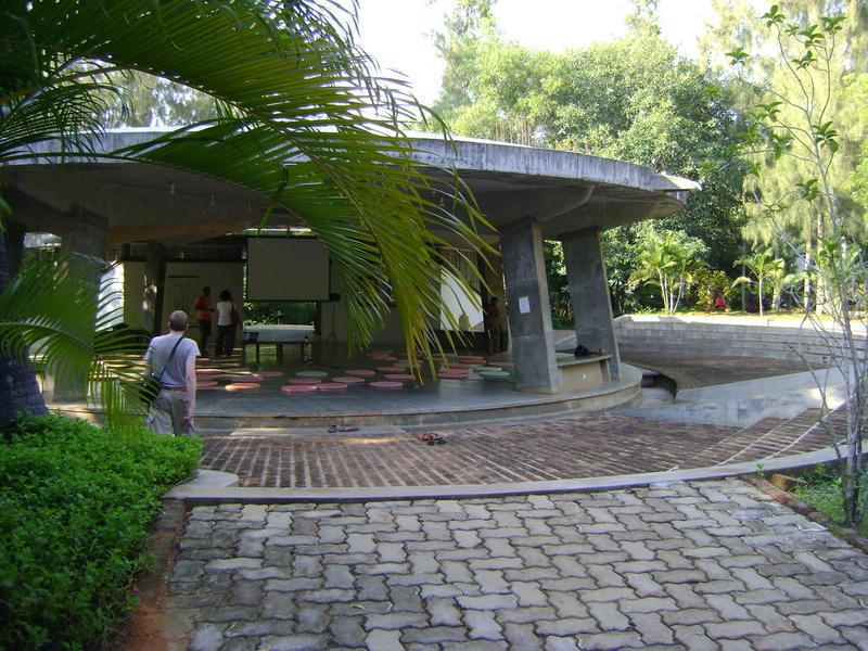 Photographer:AVRadio Archive | SAWCHU, Bharat Nivas, Pavilion of Idnian Culture in Internantional Zone