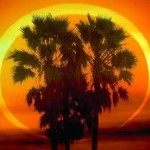 On May 9-10, 2013 an annular solar eclipse will be taking place