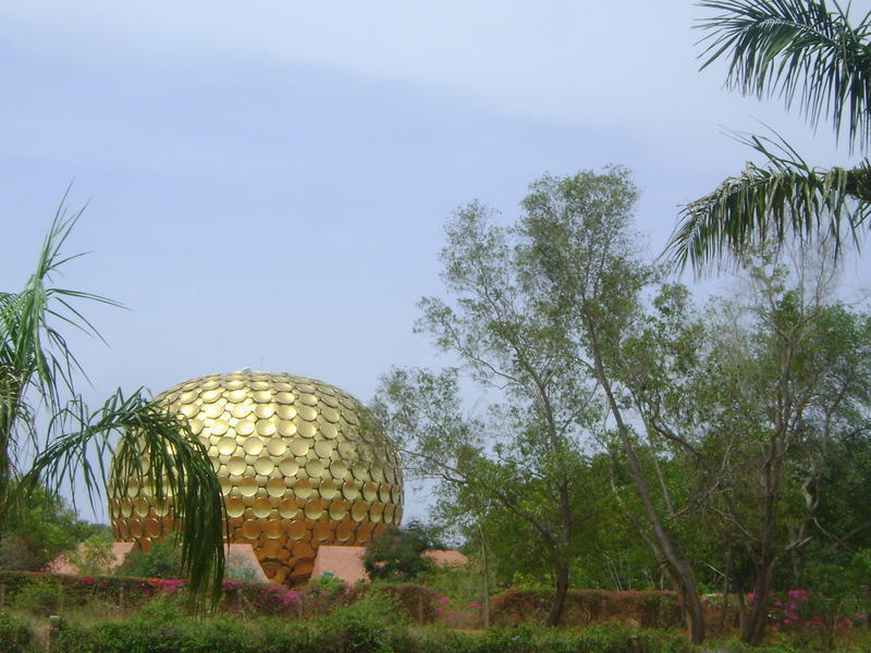 Photographer:a | Matrimandir