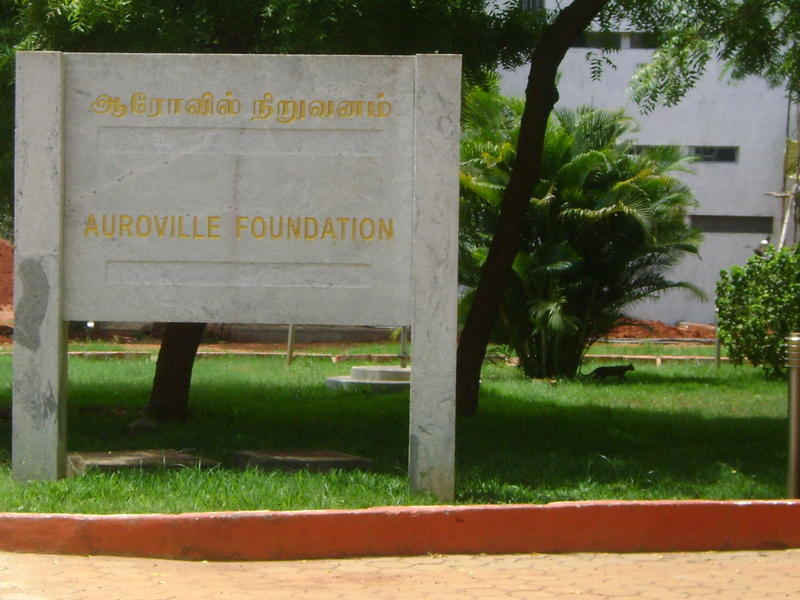 Photographer:Zasha Subathra   Auroville Foundation