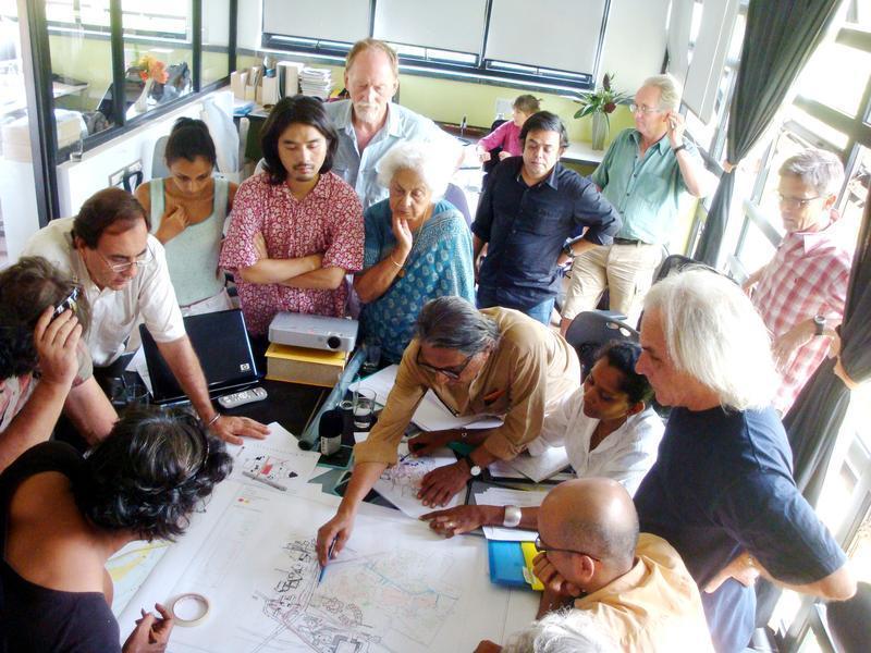 Photographer:web | one of previous meeting of TDC/L'Avenir d'Auroville