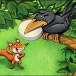 <b>Le Corbeau et le Renard</b>