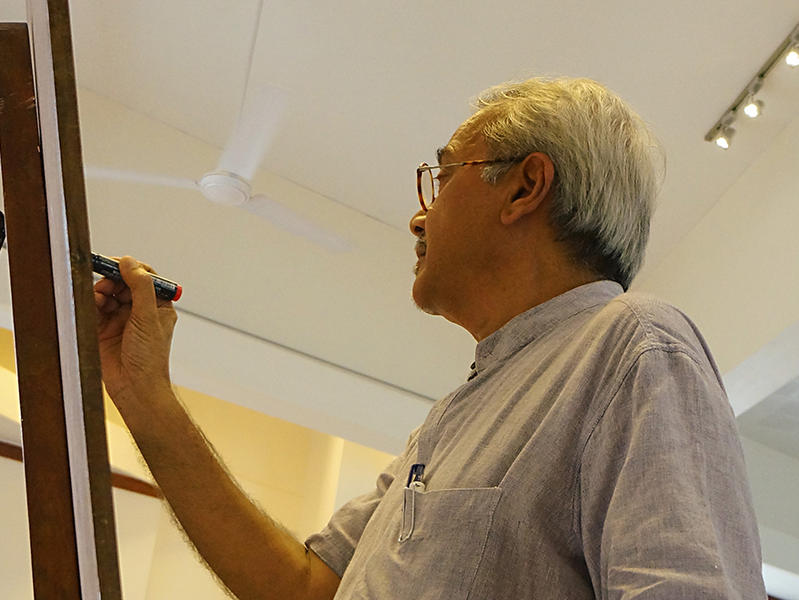 Photographer:Girogio | Workhsop with TDC/Lavenir Advisory Group at Up in IZ