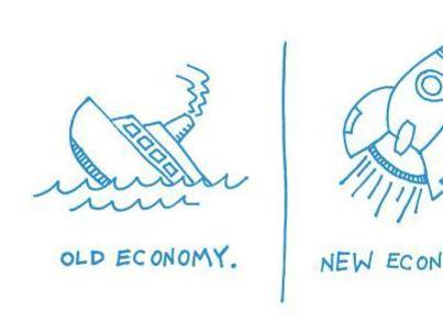 Photographer:web   New Economy?
