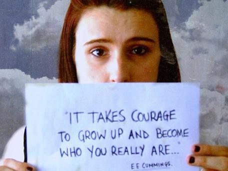 Photographer:web | Courage