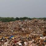 Garbage - Kuruvadikkupam dump site