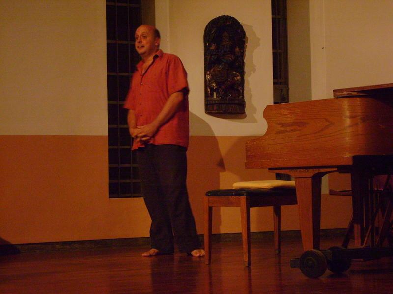 Photographer:Nour | Hartmut von Lieres - Piano Evening