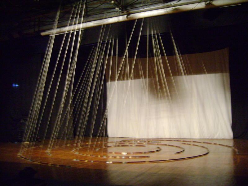 Photographer:Sharan   Abhang theatre group - Romeo Juliet at Sri Aurobindo Auditorium, Bharat Nivas