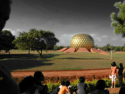 Photographer:web | Matrimandir