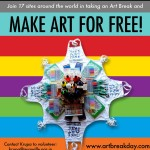 Art Break Day 6th of September, Visitor Centre 9am to 5pm