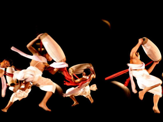 Photographer:web | Pung Cholam Drum dance at Bharativas on Saturday at 8pm