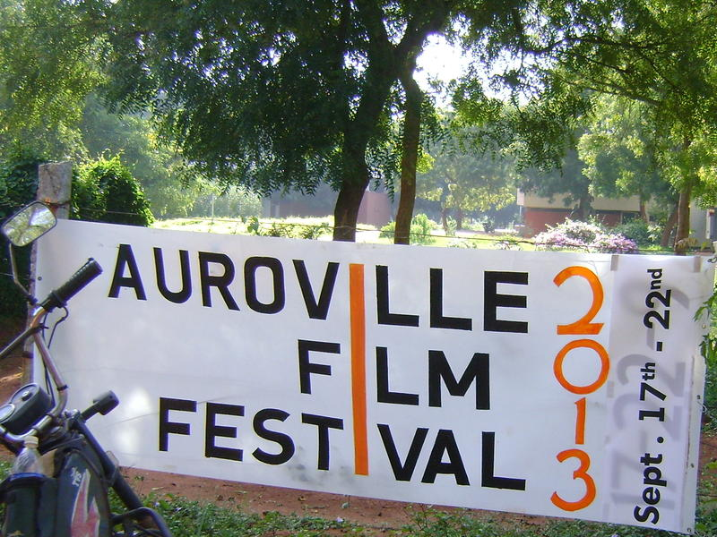 Photographer:web | Auroville Film Festival 2013 starts on 17th