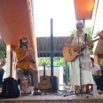 Joska and her band