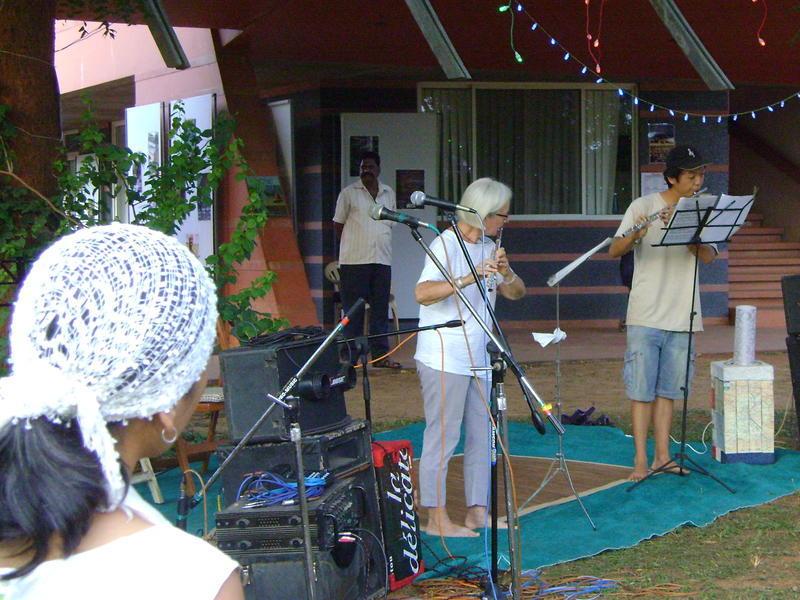 Photographer:Lua | Anungla, Doroth, Yung Sung - Flute Duet
