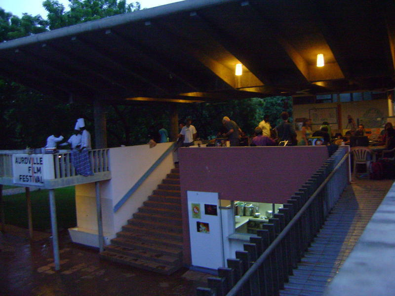 Photographer:Shirin   Auroville Film Festival 2013 4th evening with music