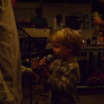 The youngest Singer