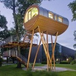 Sustainable Living - baumraum-world-of-living-treehouse
